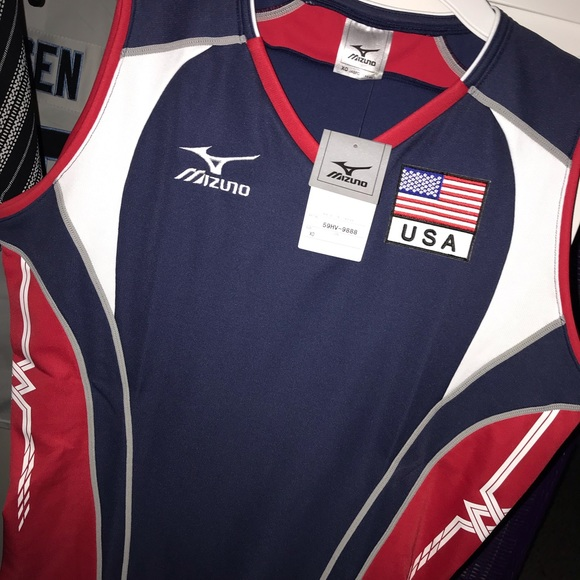 mizuno japan volleyball jersey